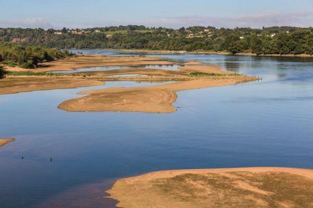 Rééquilibrage du lit de la Loire - Lancement de l'enquête publique