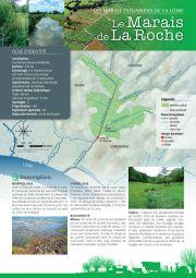 Les marais estuariens de la Loire - Le Marais de La Roche