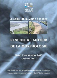 19 novembre 2013 : La morphologie